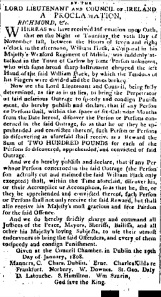 Dublin Journal 12 July 1808