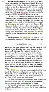 John Turner d.23 July 1827