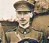 WO1 Ernest Hayward, Royal Engineers