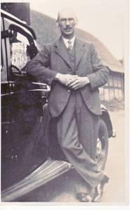 Ernest Hayward
