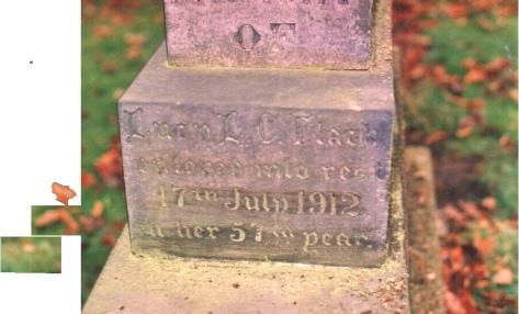 Burnley Grave 3