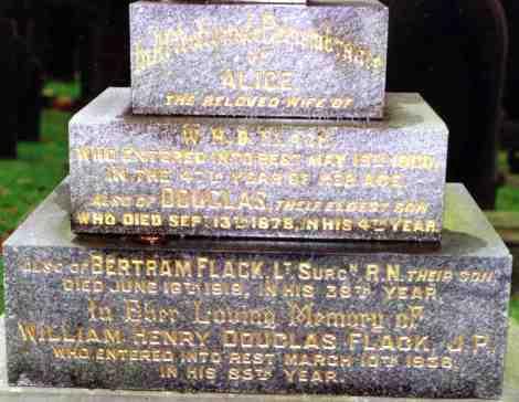 Burnley Grave