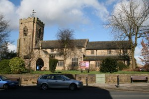 St Bartholomew's Church, Colne